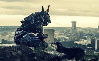 Neil Blomkamps Chappie - Movie Review - Podcast