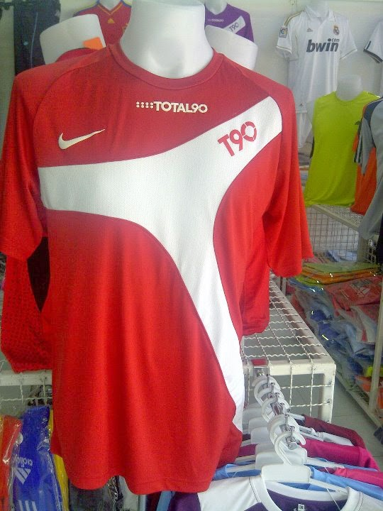 2c420a8235d FOOTBALL JERSEY PRINTING FOR TEAMS IN BRUNEI: NIKE Y T90 DESIGN ...