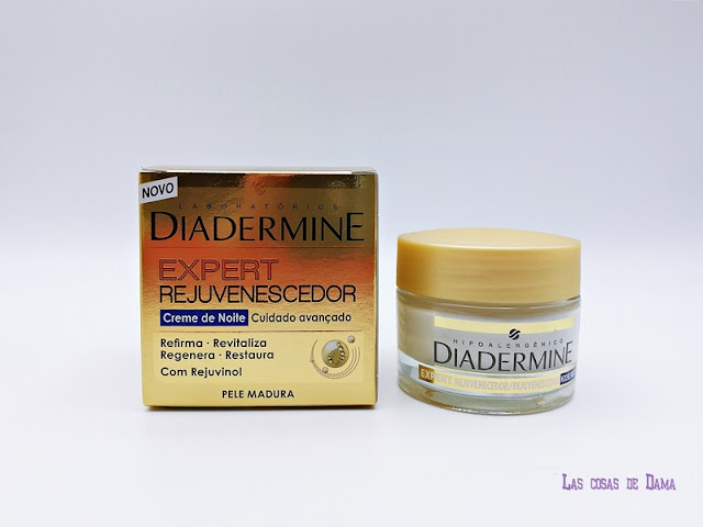 Expert Rejuvenecedor  Diadermine facial pieles maduras belleza beauty arrugas