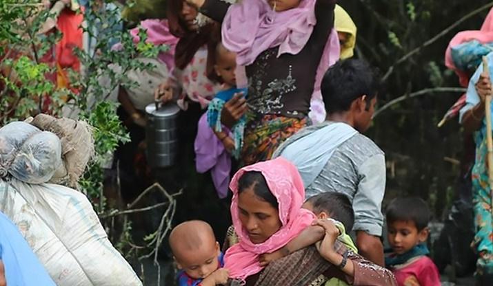 Amarrados a árvores e estuprados - relatórios da ONU detalha os horrores de Rohingya