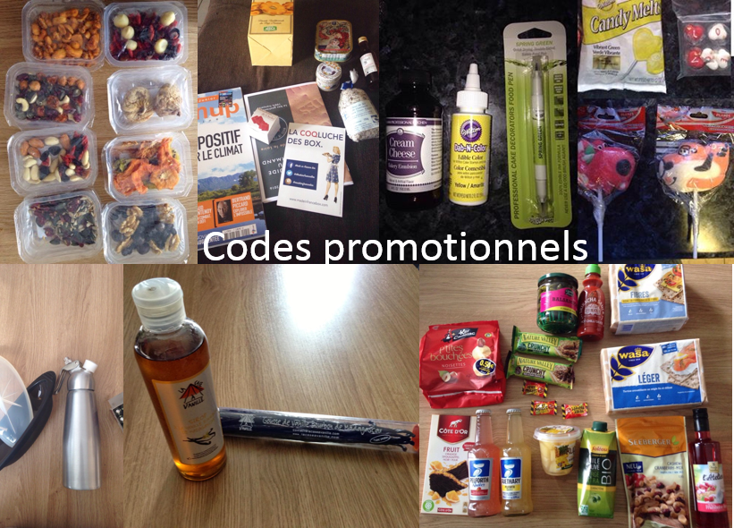 Coupons promotionnels