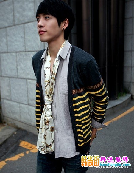 Fashion And Art Trend: Korean Street Fashion For Men