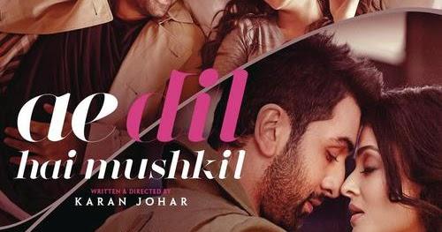 Download Film India Ae Dil Hai Mushkil (2016) Subtitle ...