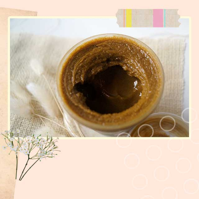 N'PURE Oatmeal & Honey Sugar Scrub