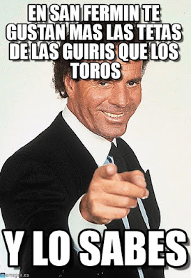 Memes San Fermín