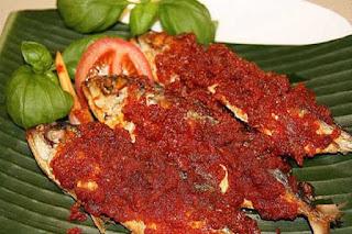 Parepe Ikan Khas Kalimantan Selatan