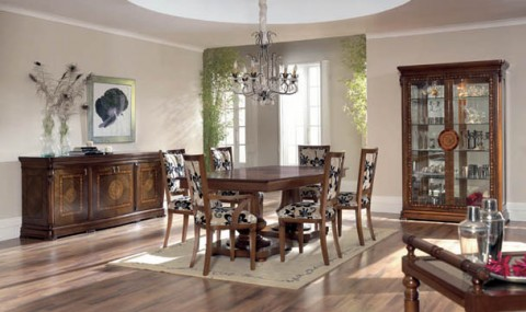 Take advantage of dining spaces 5