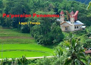 Download Lagu Toraja Pa'poraian Penammu