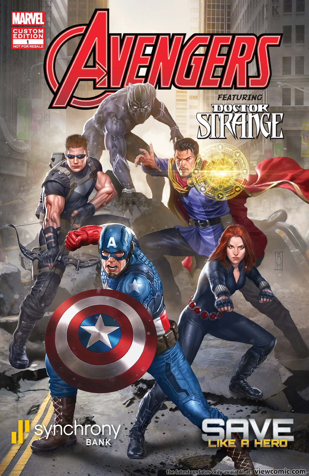 Avengers Another Day To Save 01 2016