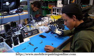 Smartphone Repair Course Certified student