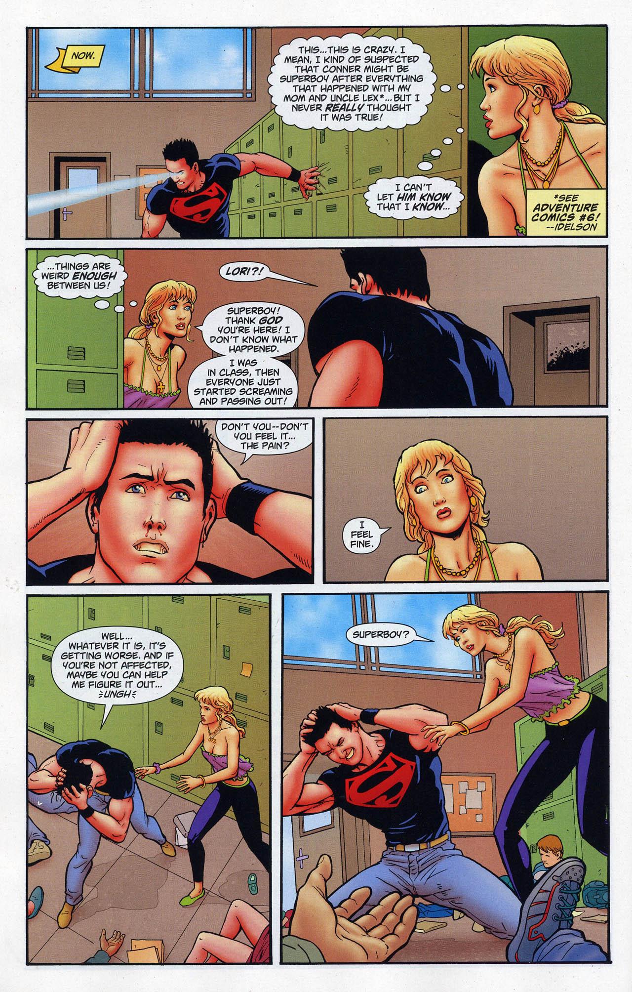 Superboy [I] Issue #3 #3 - English 17