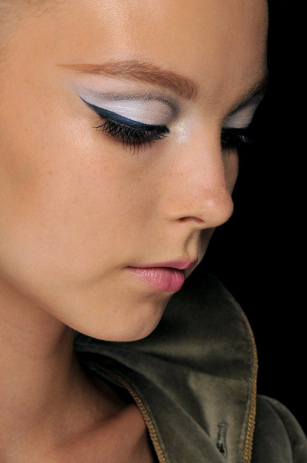 Makeup Trends: Fashion Week 2012: Autumn 2012 Make-Up Trends