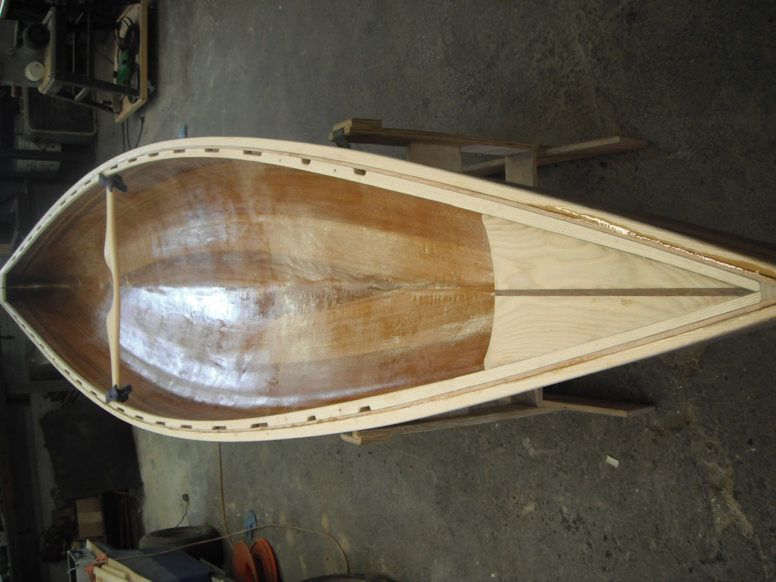 be green & flow: canoe gunwales completed! gunwales canoe diagram