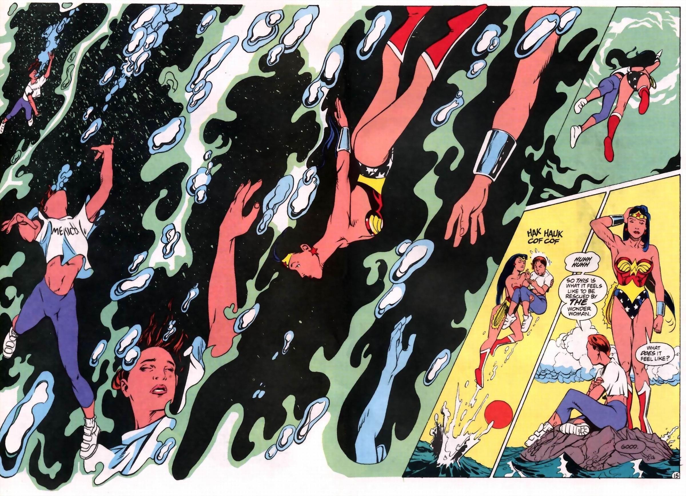 Read online Wonder Woman (1987) comic -  Issue #76 - 15