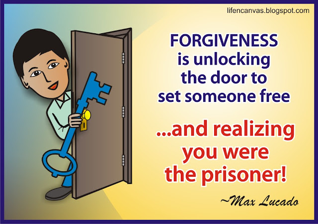 forgiveness max lucado