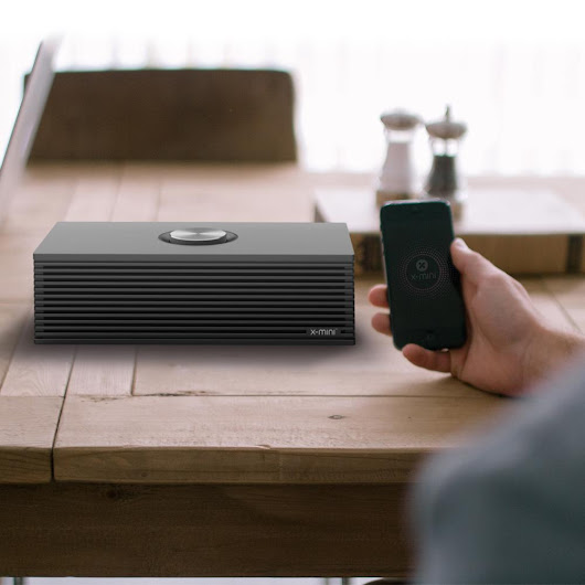 X-Mini Launched Two new Portable Speakers in India
