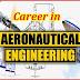 Career in Aeronautical Engineering