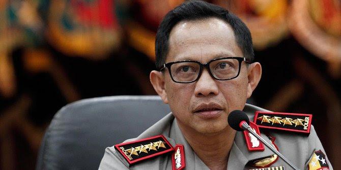 Kapolri: Indonesia Punya Potensi Untuk Menjadi Negara Superpower
