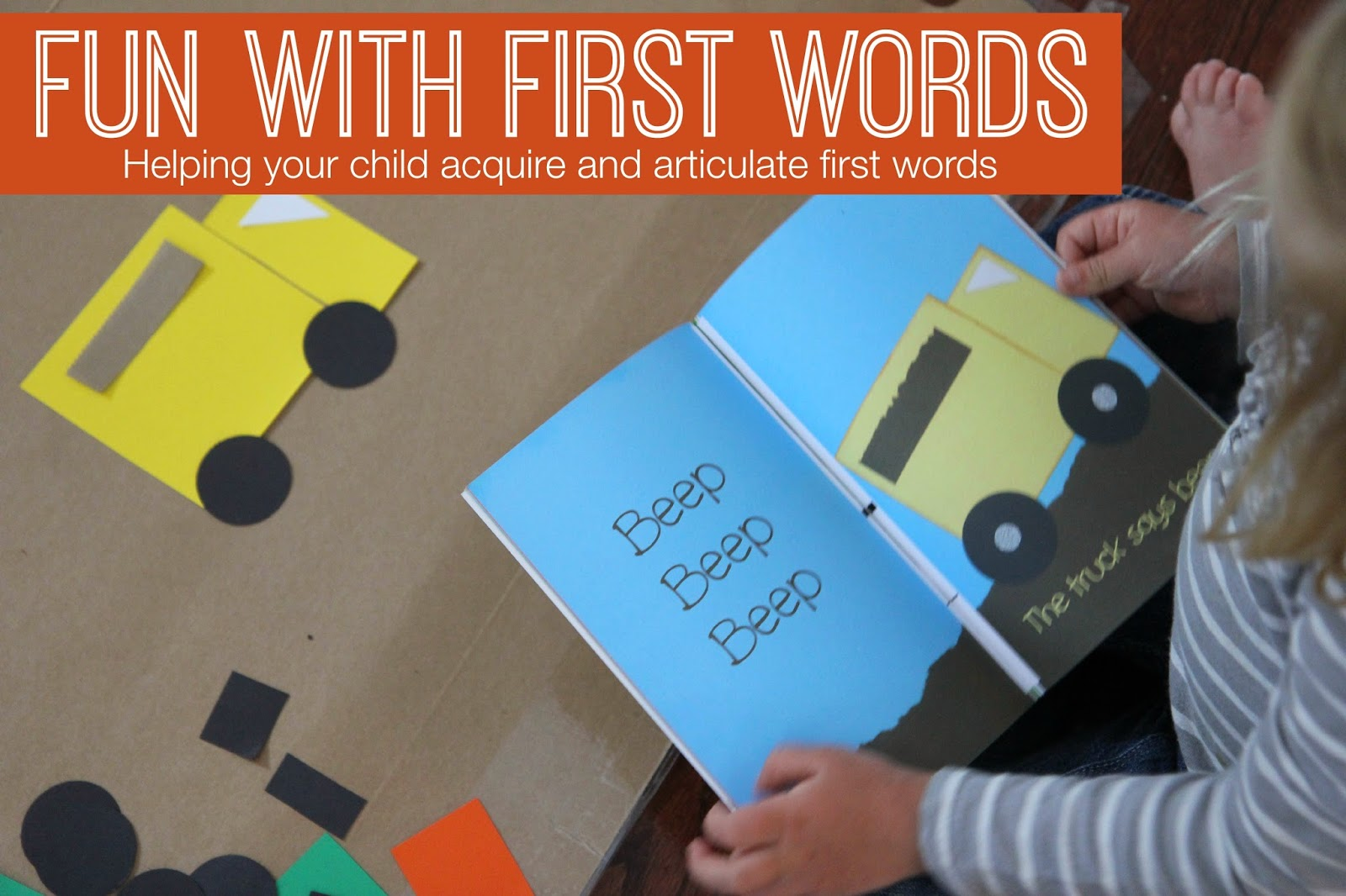 Toddler Approved Fun With First Words Language Activities For Kids
