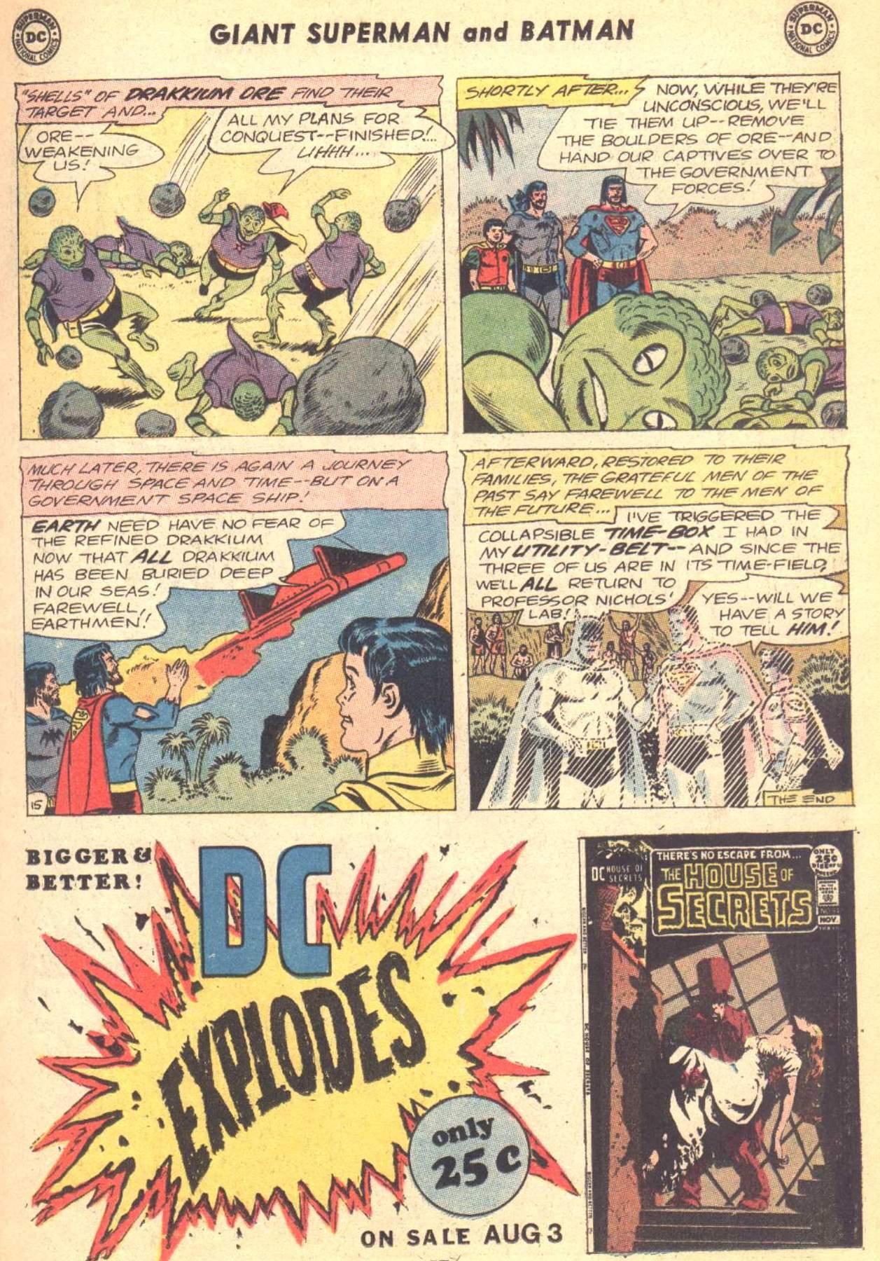 Read online World's Finest Comics comic -  Issue #206 - 17
