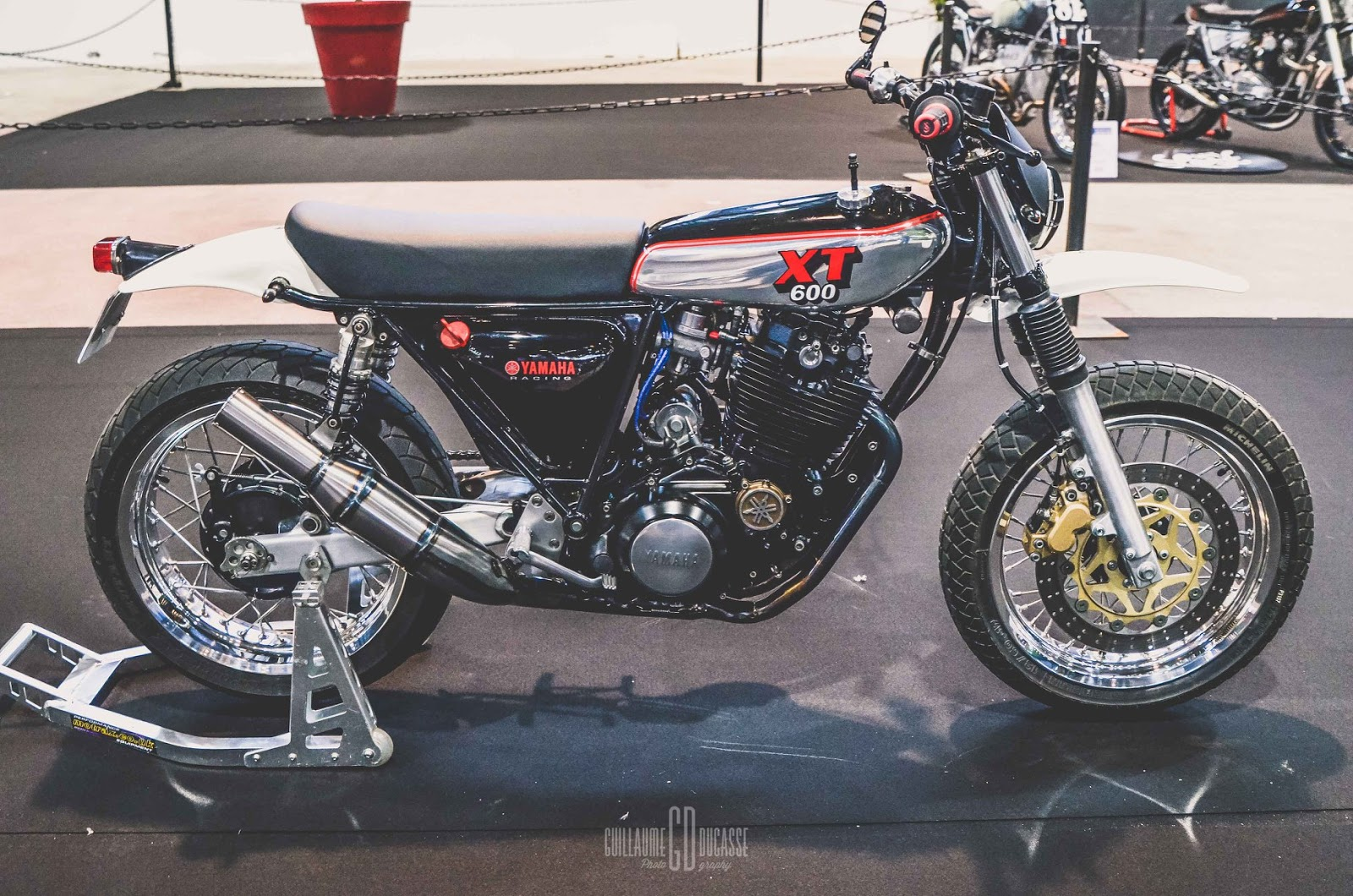 Hot Rod Moto Moto Cafe Racer Motard Retro Motorsport Racing Vintage