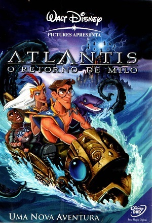 Atlantis 2 - O Retorno de Milo Filmes Torrent Download onde eu baixo