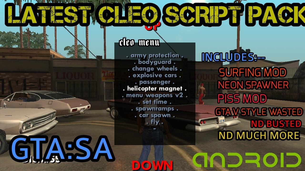download script cleo gta vc