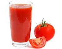 obat alami kolesterol dari jus tomat