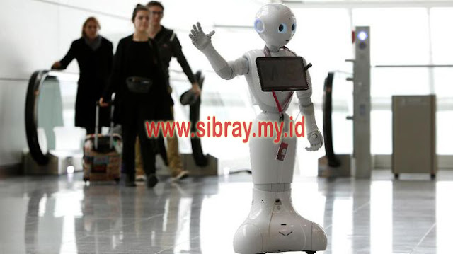 Manusia Harus Ambil 'Ancang-ancang' Agar Tak Digantikan Robot