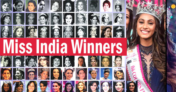 Femina Miss India Winners List