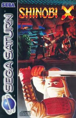 Review - Shinobi X - SEGA Saturn