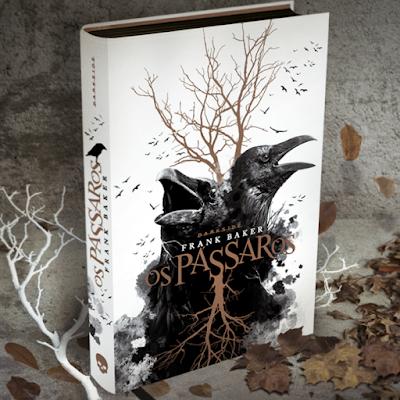 Divulgação | Os Pássaros -  Darkside Books