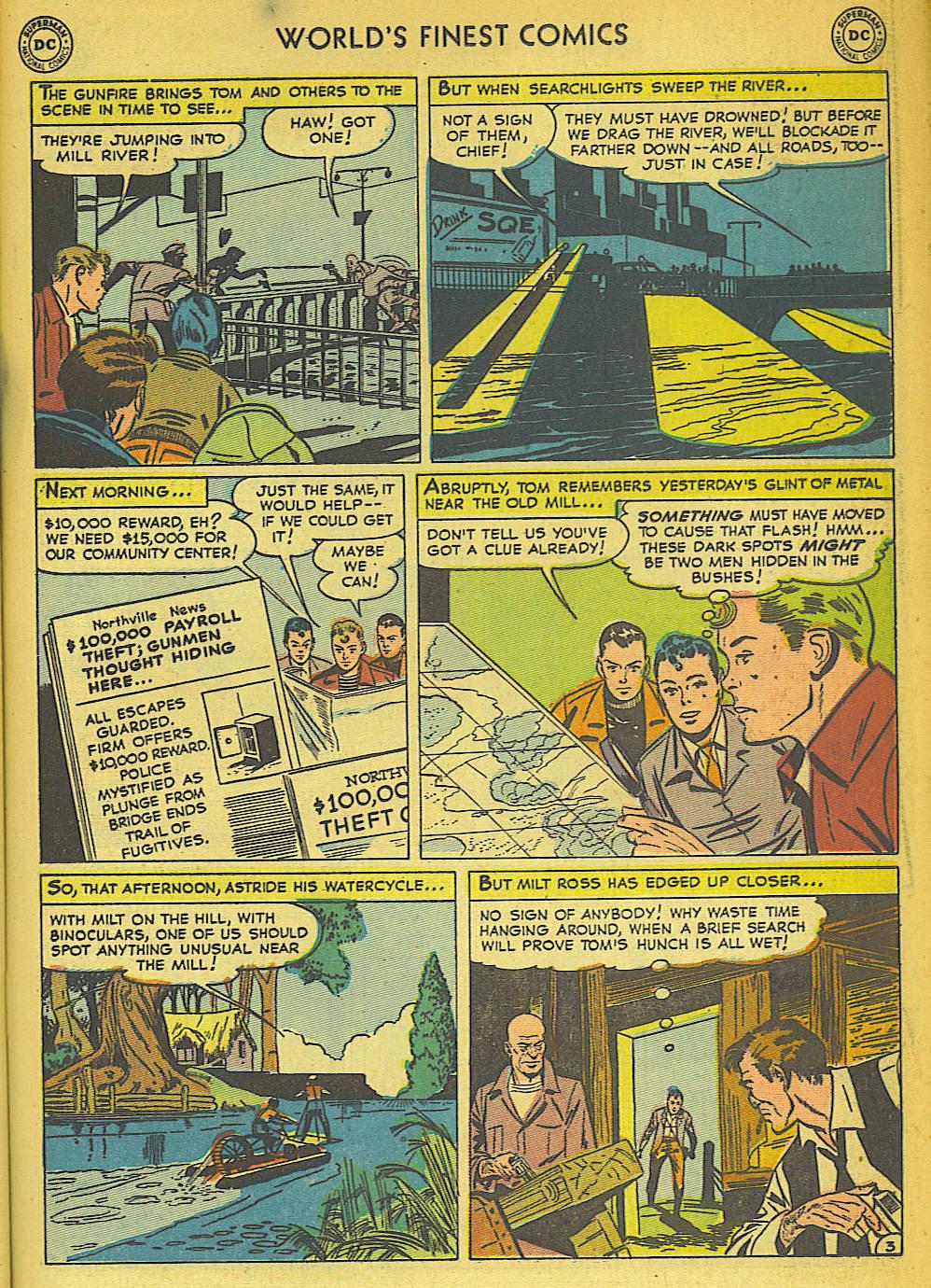 Read online World's Finest Comics comic -  Issue #57 - 43