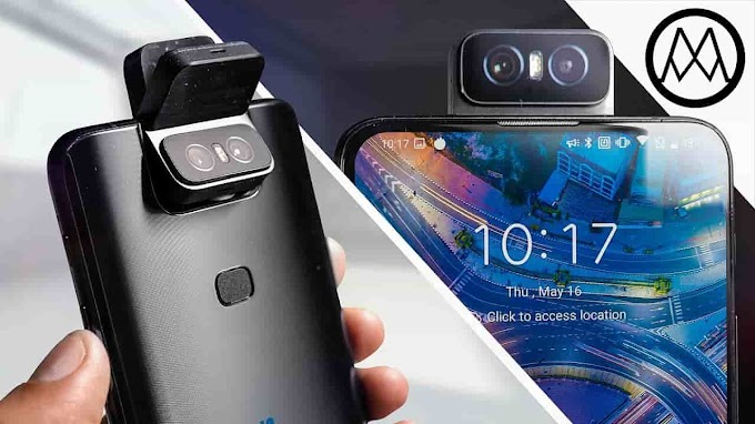 ASUS Zenfone 6 with, Snapdragon 855, 48MP + 13MP Flip Camera, 5000mAh battery announced