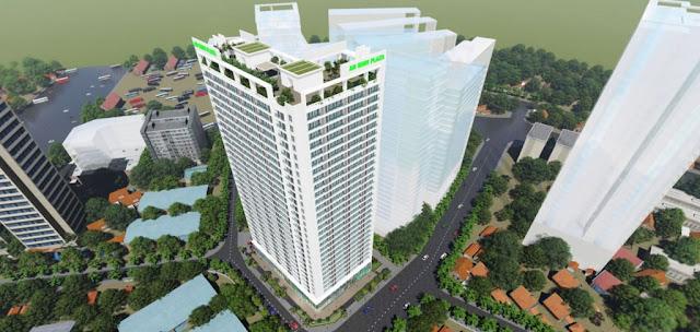 Phối cảnh dự án An Bình Plaza