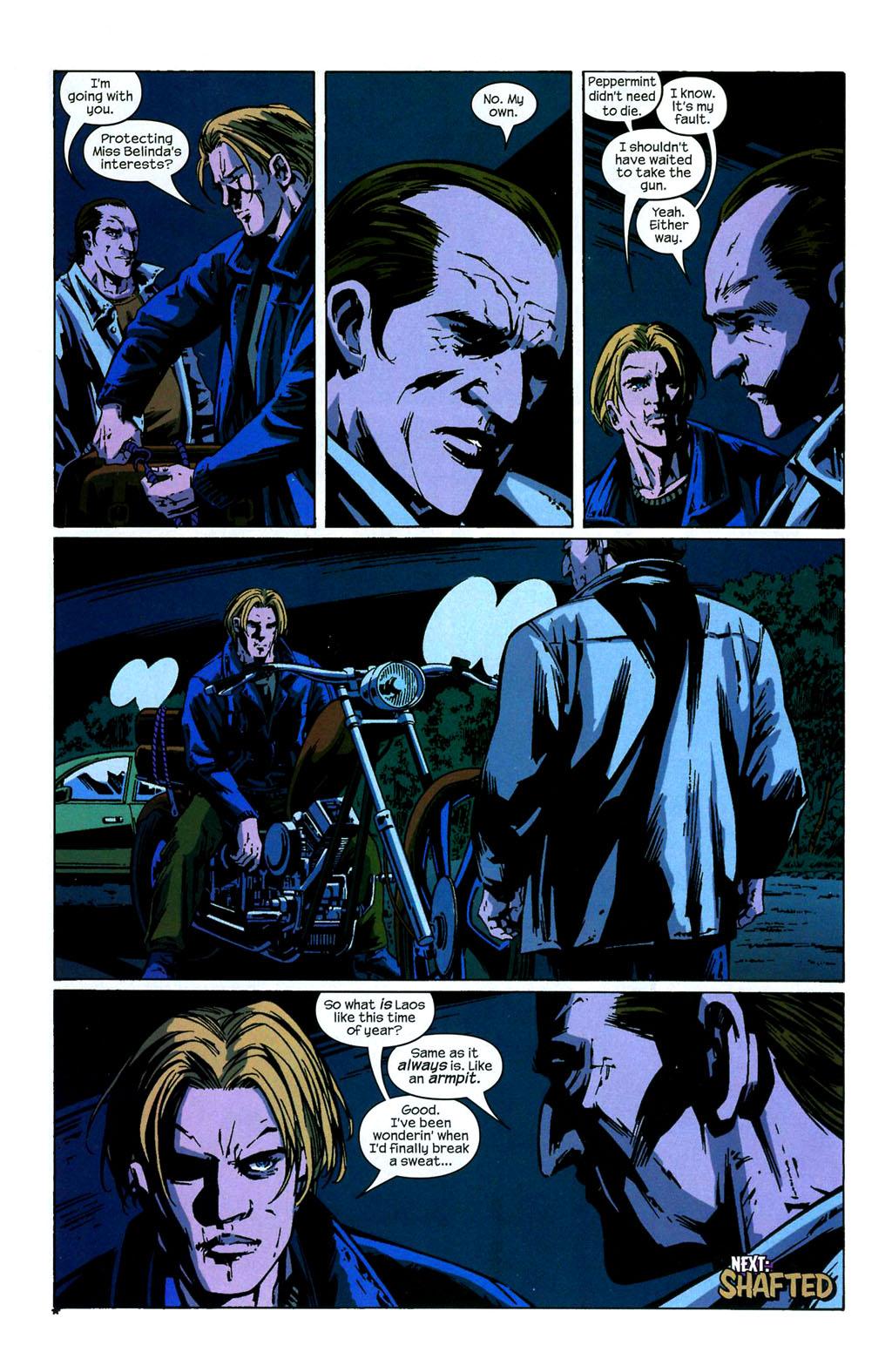 Hawkeye (2003) Issue #4 #4 - English 23
