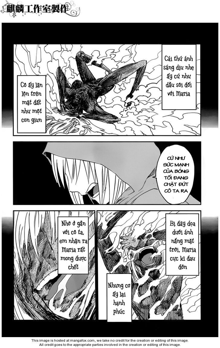 Sugar Dark chap 12 trang 26
