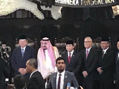 Ini Dia Alasan Habib Rizieq Tak Hadiri Acara Pidato Raja Salman di DPR RI