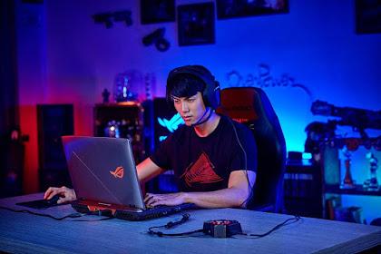 ASUS Hadirkan Laptop Gaming Berbasis GeForce RTX Pertama di Indonesia
