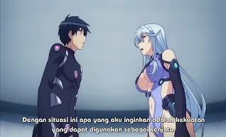 Download Anime Masou Gakuen HxH Episode 01 Subtitle Indonesia