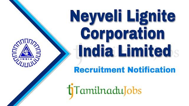 NLC Recruitment 2019 | NLC Recruitment Notification 2019