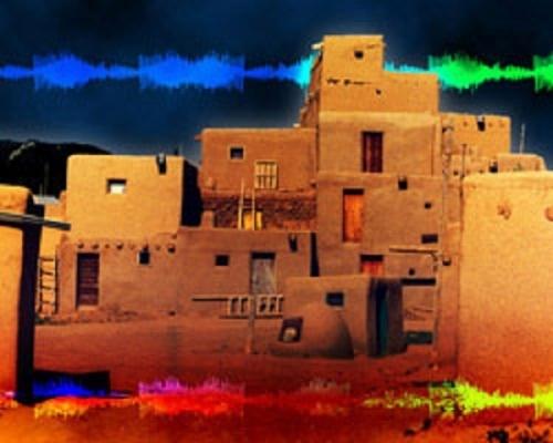 Tiếng kêu của vùng Taos