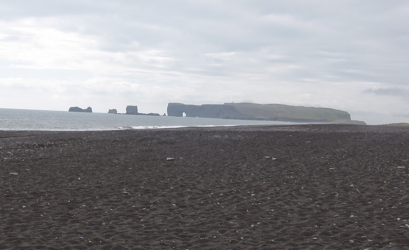 Westman Islands from Iceland