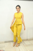 Taapsee Pannu looks mesmerizing in Yellow for her Telugu Movie Anando hma motion poster launch ~  Exclusive 070.JPG