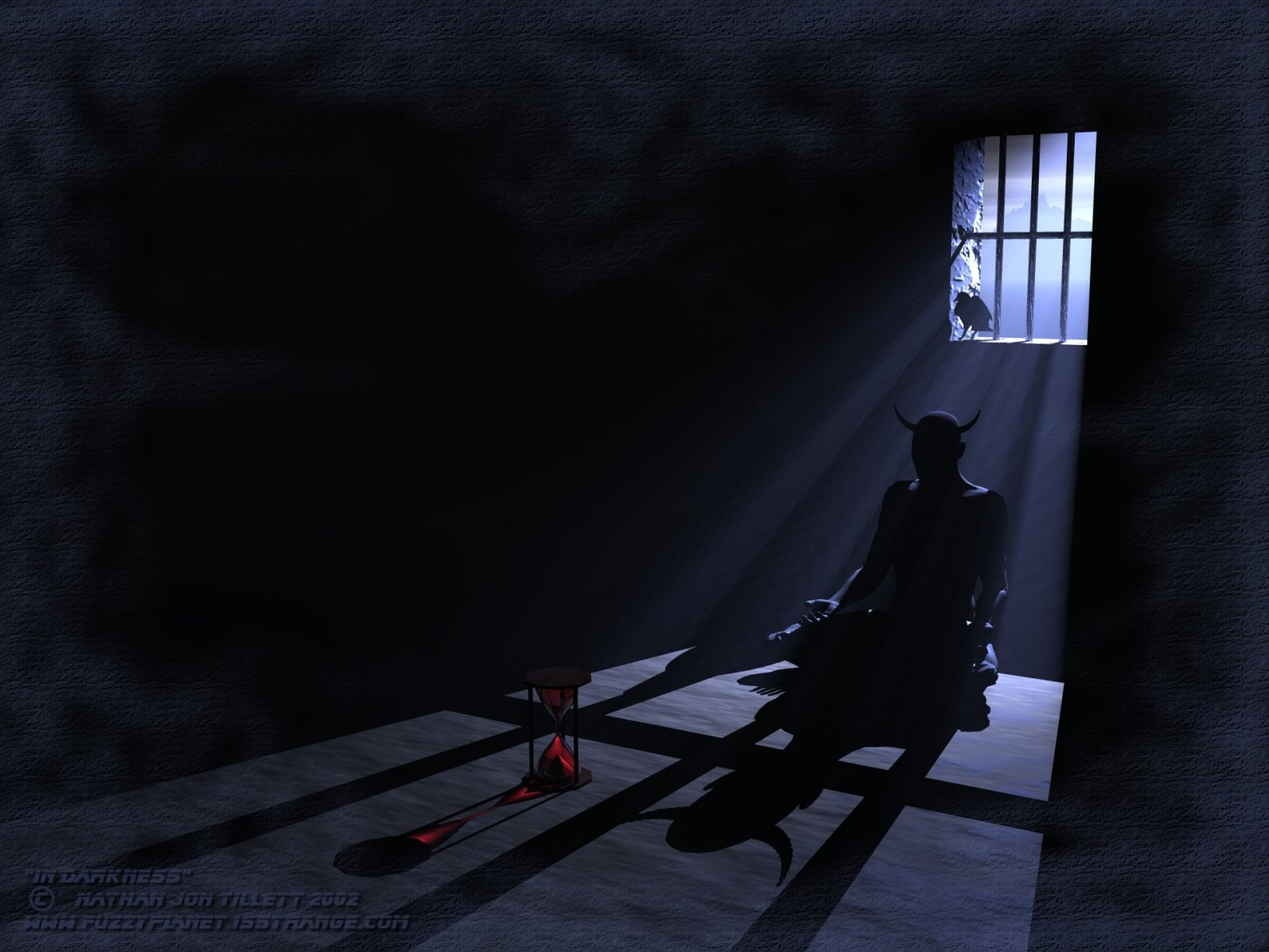 Poetry: The Dark Mind