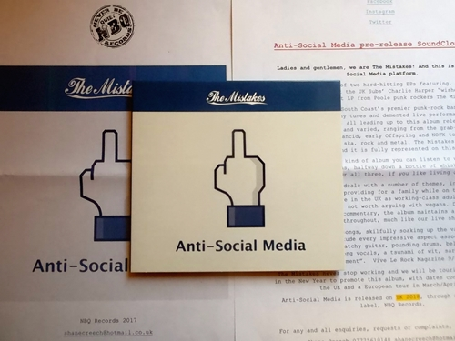 social media birth of an anti social Our recent social networking poll also asked computer users which social network they felt posed the biggest security risk facebook is clearly seen as the biggest risk with 81% of the votes, a significant rise from the 60% who felt facebook was the riskiest when we first asked the question a year ago.