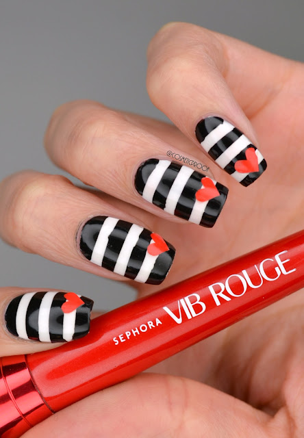 I Love Sephora Nail Art