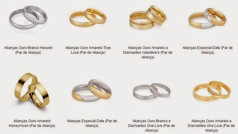 Aliancas24 Alianças De Casamento Simples E Barata 3512defc96