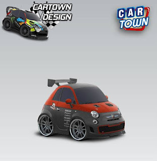 Fiat 500 Abarth Assetto Corse 2011 Tuning