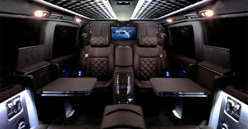 passion for luxury mercedes viano by carisma auto design. Black Bedroom Furniture Sets. Home Design Ideas